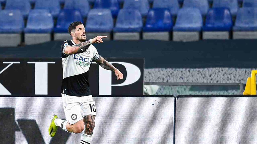 Calciomercato Udinese De Paul