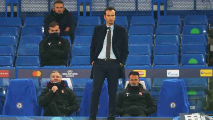 Rennes dimissioni Stephan