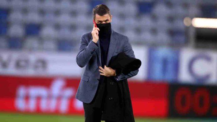 Calciomercato Milan Maldini Vlahovic Vlasic
