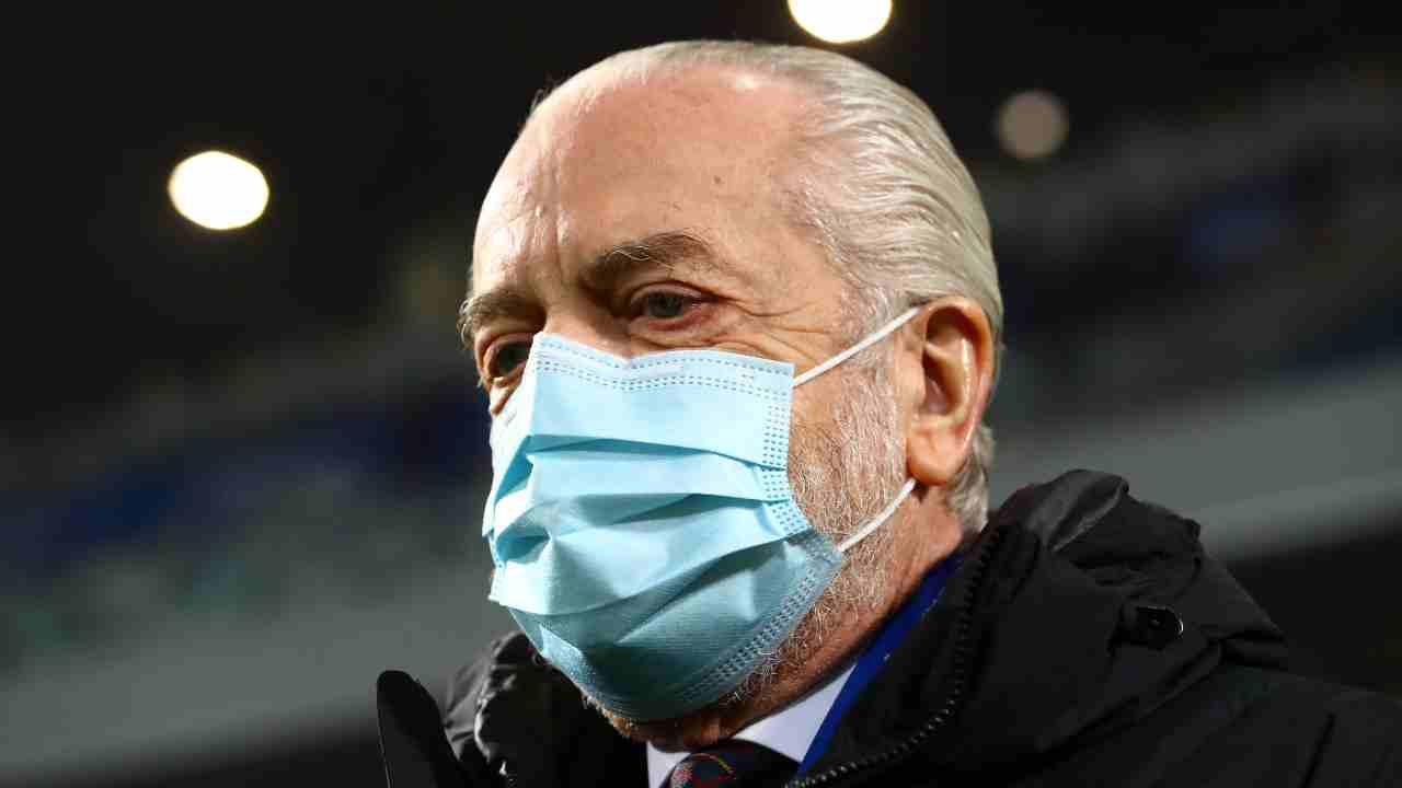 Calciomercato Napoli De Laurentiis Spalletti