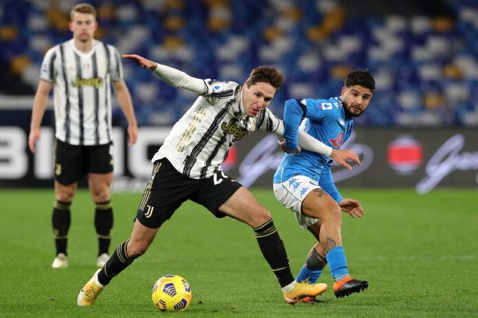 Juventus Napoli recupero