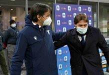 Calciomercato Lazio rinnovo Inzaghi Conte