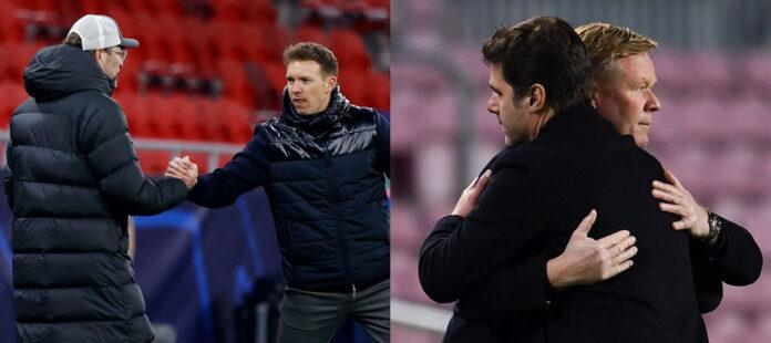 Diretta Psg-Barcellona e Liverpool-Lipsia