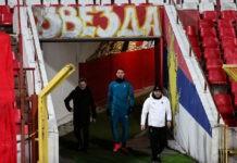 Stella Rossa-Milan procedimento disciplinare UEFA