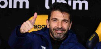 Calciomercato Juventus Buffon ritiro