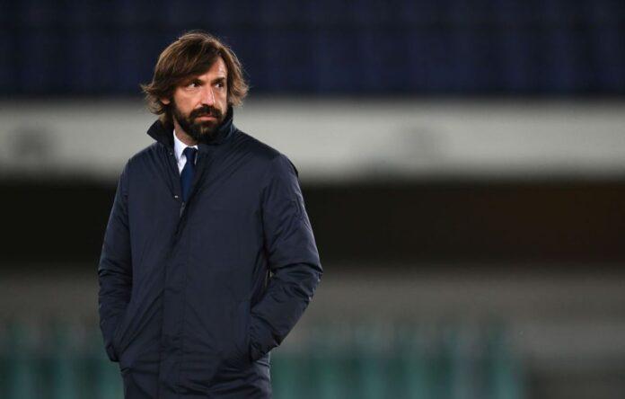 Juventus, attacco a Pirlo |
