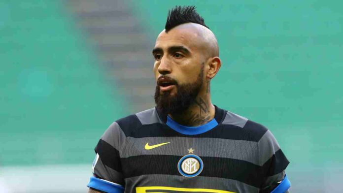 Calciomercato Inter Vidal Marsiglia