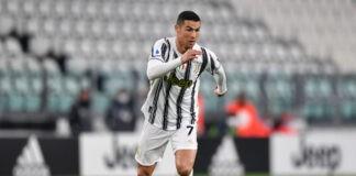 Cristiano Ronaldo de Ligt Juve Barcellona