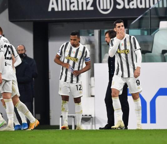 Juventus Spezia Morata