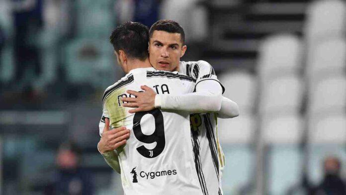 Calciomercato Juventus Cristiano Ronaldo Morata