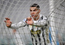 Cristiano Ronaldo addio