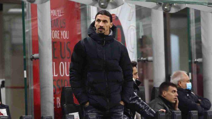 infortunati Milan Ibrahimovic