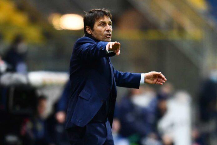 Inter, annuncio di Conte