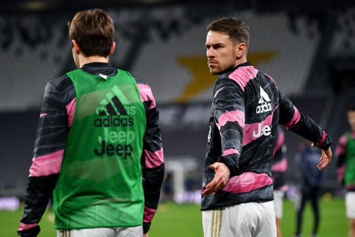 Juventus Infortunio Ramsey