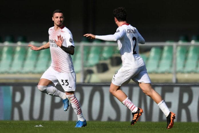 pagelle Verona Milan Krunic