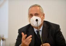 Lazio, colloquio tra Lotito e Inzaghi