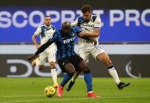 Inter Atalanta Lukaku