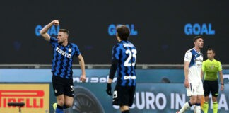 Inter-Atalanta, cronaca e tabellino