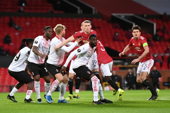 pagelle Manchester United Milan