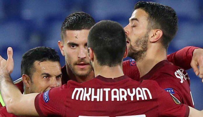Roma Shakhtar Mkhitaryan infortunio