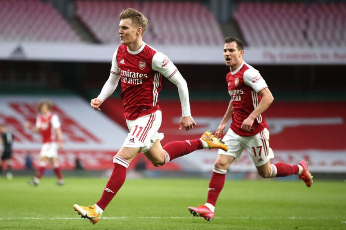 Dybala Arsenal dopo Odegaard