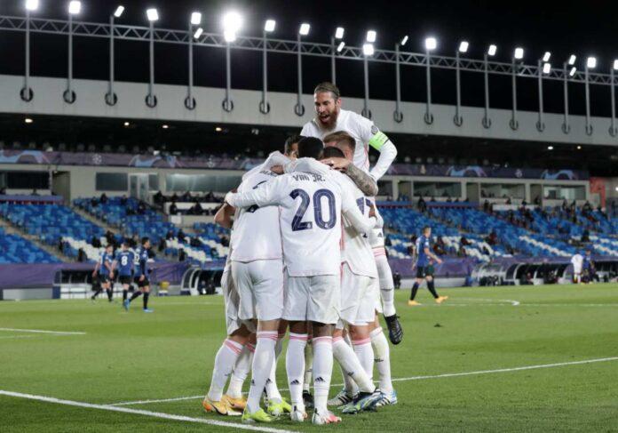 Champions League, Real Madrid Atalanta 3-1   Eliminati anche i nerazzurri