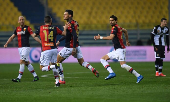 Serie A, Parma Genoa 1-2 | Doppietta Scamacca, colpo salvezza rossoblù