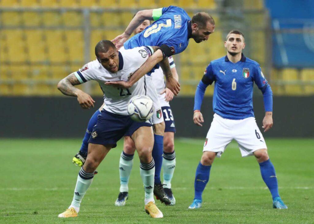 Italia | Chiellini, Berardi e Caputo lasciano il ritiro: i dettagli