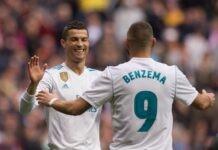 Juventus Benzema Ronaldo