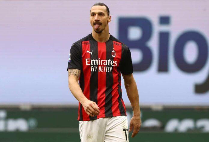 Milan, il messaggio di Ibrahimovic: