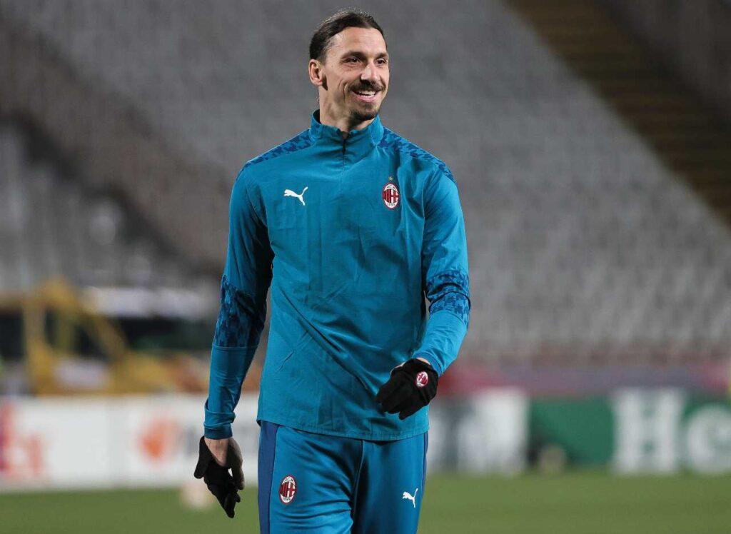 Milan, grande novità per Ibrahimovic   Arriva la chiamata