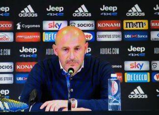 Italiano conferenza stampa Juve-Spezia