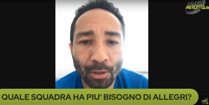Jeda CMIT TV Juventus Allegri Arthur