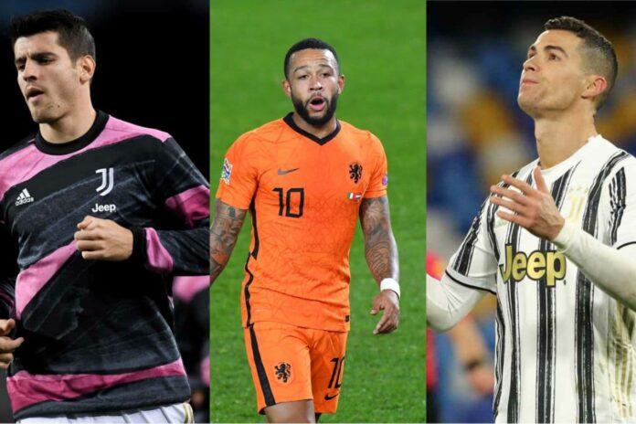 Calciomercato Juventus, il punto sull'attacco: da Ronaldo a Morata e Dybala