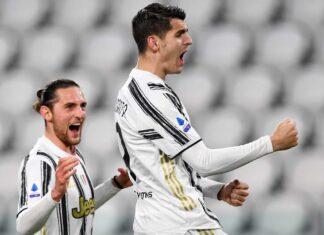 Serie A, Juventus-Lazio 3-1 | Morata fa il CR7: trionfo bianconero