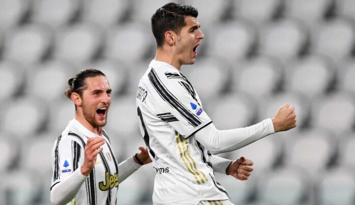 Serie A, Juventus-Lazio 3-1   Morata fa il CR7: trionfo bianconero