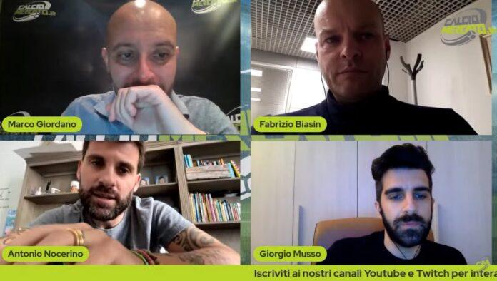 Napoli e Juventus, da Gattuso a Pirlo: Nocerino a CMIT TV