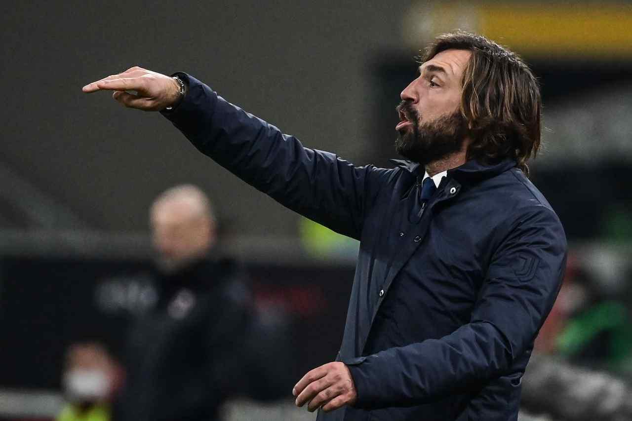 """Juventus, stoccata a Pirlo: """"Consiglio un allenatore con un'idea di gioco"""""""