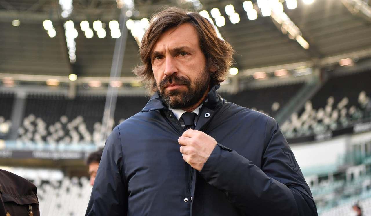 Calciomercato Juventus, Pirlo traballa | Summit di Agnelli alla Continassa