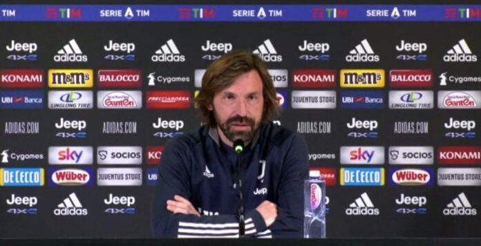 Cagliari-Juventus, la conferenza di Pirlo