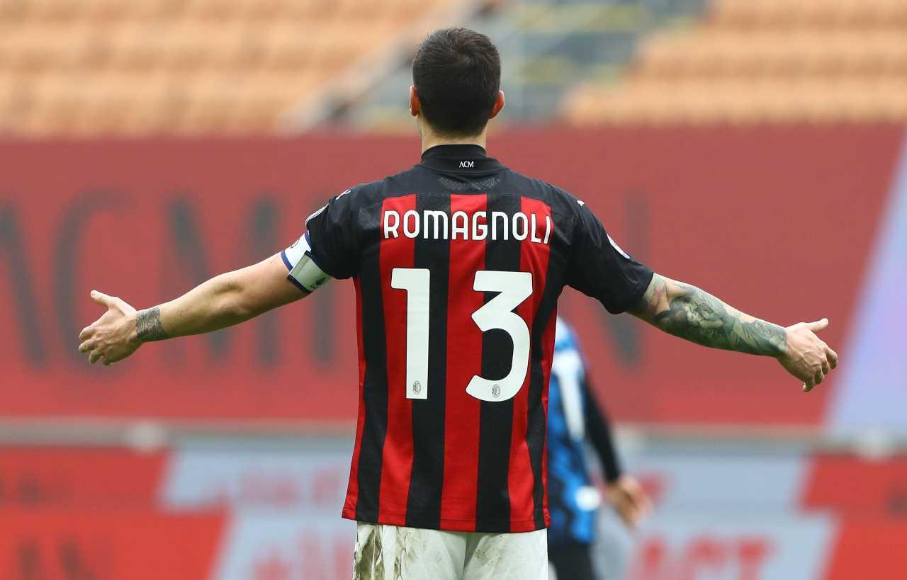 Calciomercato Milan, futuro Romagnoli: Raiola spara alto | C'è la Juventus