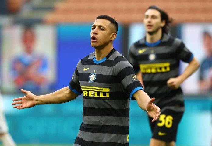 Parma-Inter, Conte ha sciolto il ballottaggio | La decisione su Sanchez