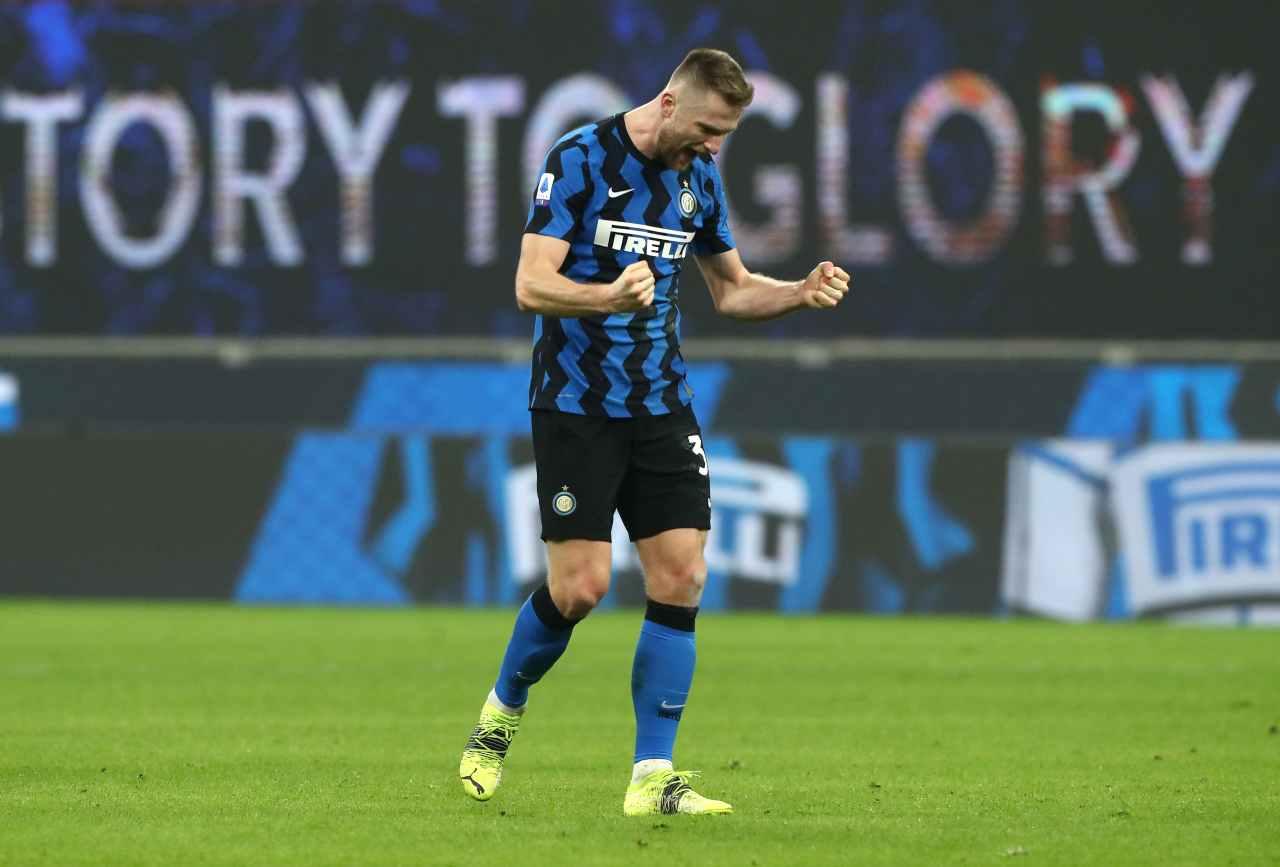 Inter, Skriniar si racconta   Retroscena su Conte e il calciomercato