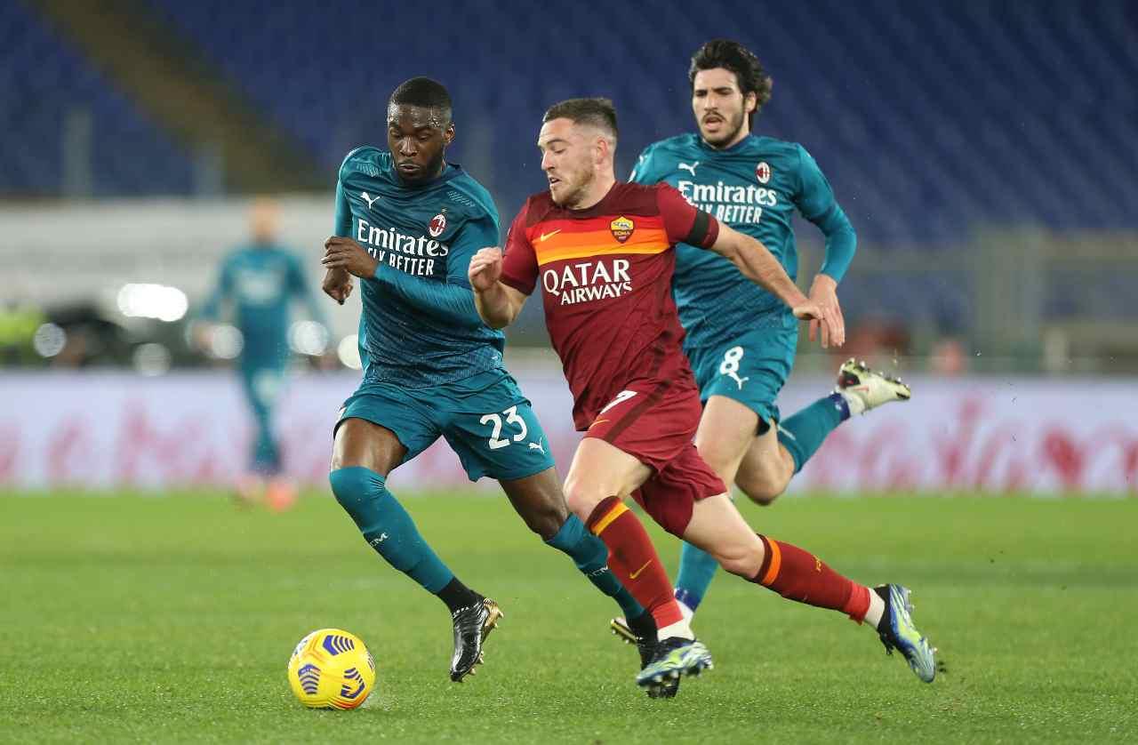 Calciomercato Milan, Maldini vuole riscattare Tomori | Pronto il tesoretto