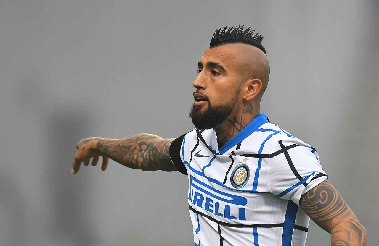 Inter, UFFICIALE: Vidal si è sottoposto a intervento | Il comunicato