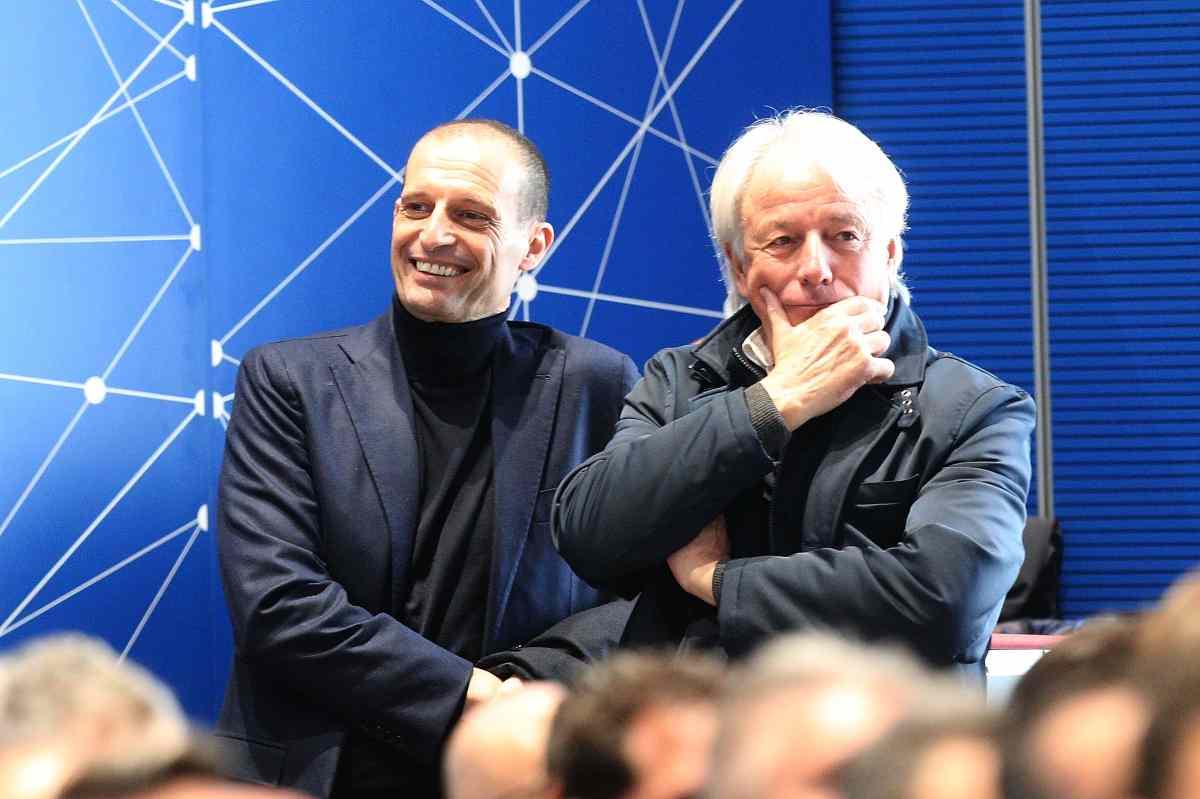 Calciomercato Napoli, con la Champions idea Allegri