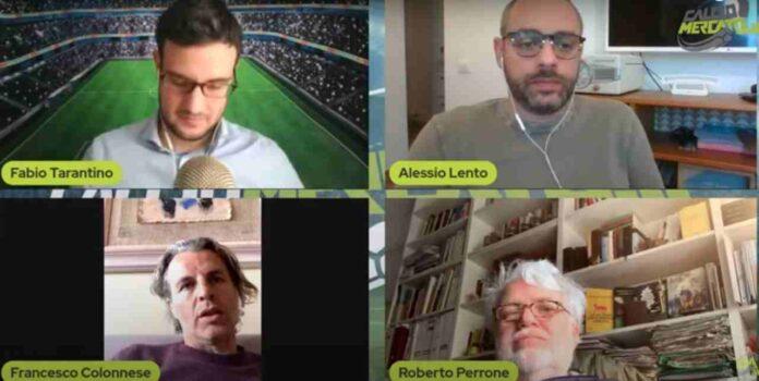 Colonnese Cmit Tv Inter-Sassuolo