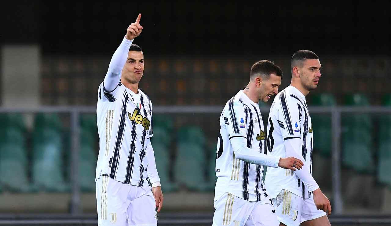 """Cristiano Ronaldo: """"Grazie a tutto il mondo Juve. Ai tifosi prometto che..."""""""