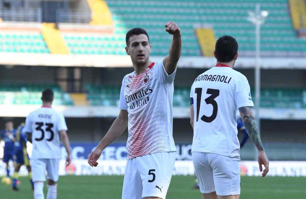 """Calciomercato Milan, agente Dalot: """"Riscatto? Per ora nessun contatto"""""""
