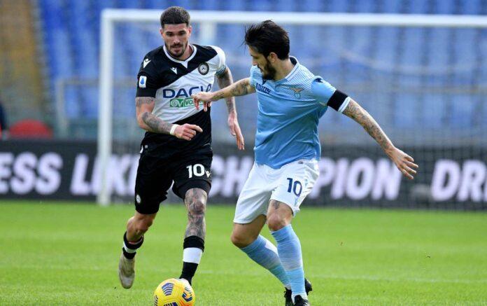 Diretta Udinese-Lazio | Formazioni ufficiali e cronaca